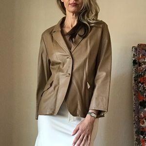 Bally Vintage Leather Jacket
